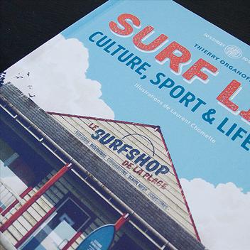 Surf life - Edition mango- couverture