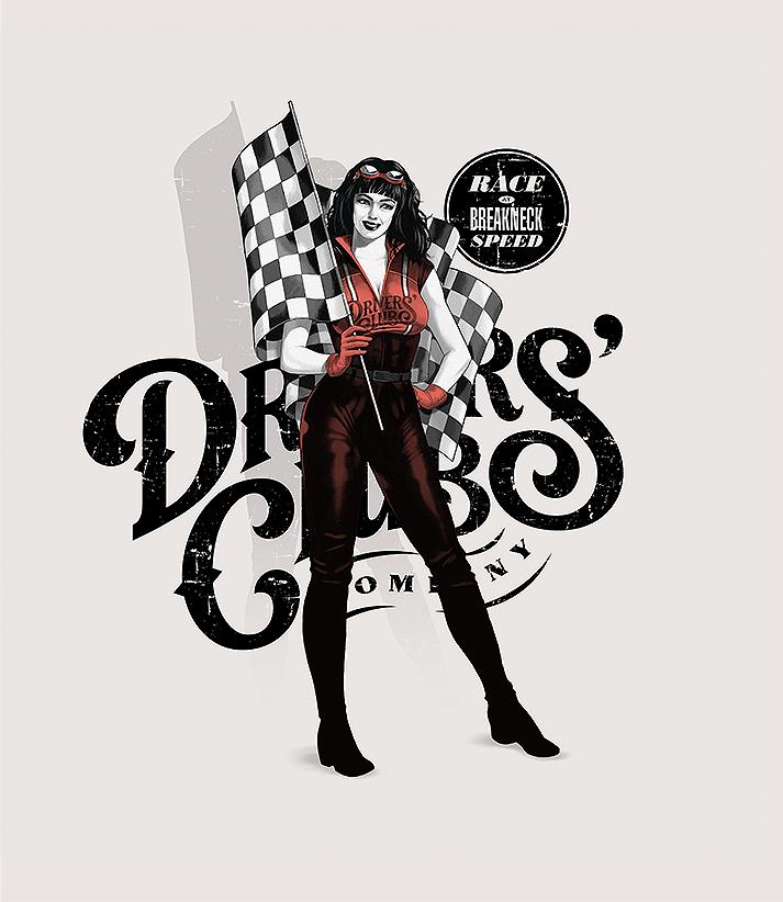 Drivers Club Company - Grid Girl 02
