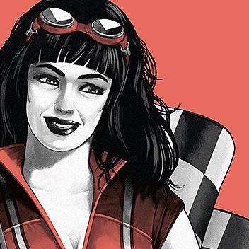 Drivers Club Company - Grid Girl Vignette