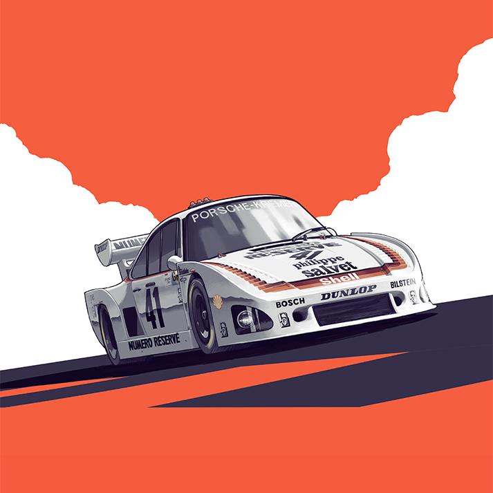 Drivers Club Company - Porsche 935 K3 01