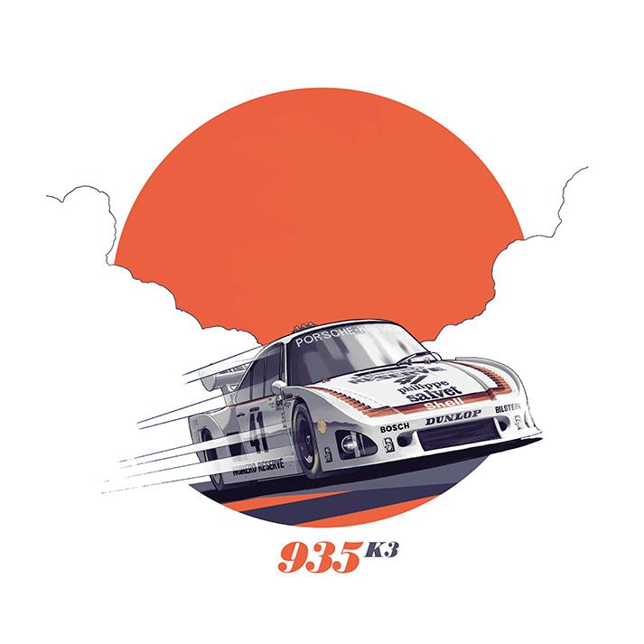 Drivers Club Company - Porsche 935 K3 02