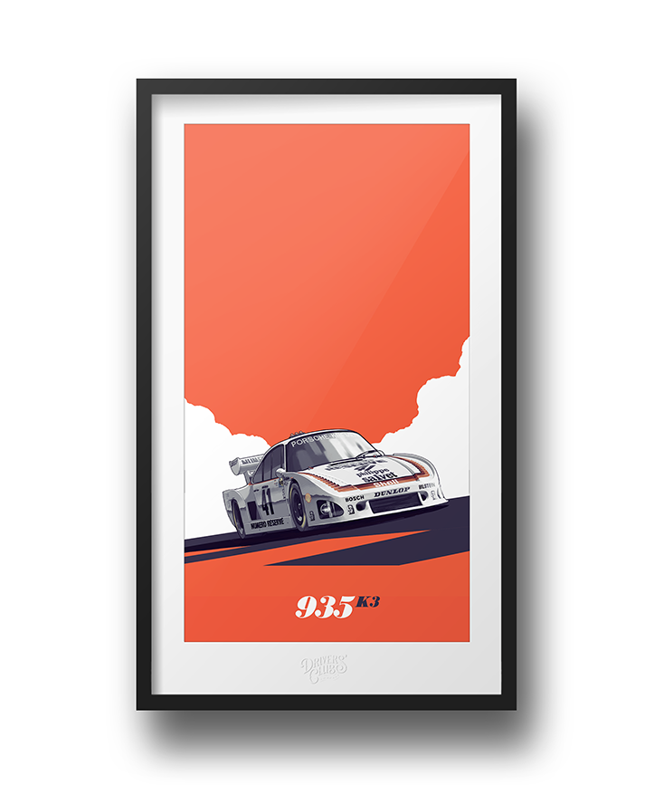 Drivers Club Company - Porsche 935 K3 05