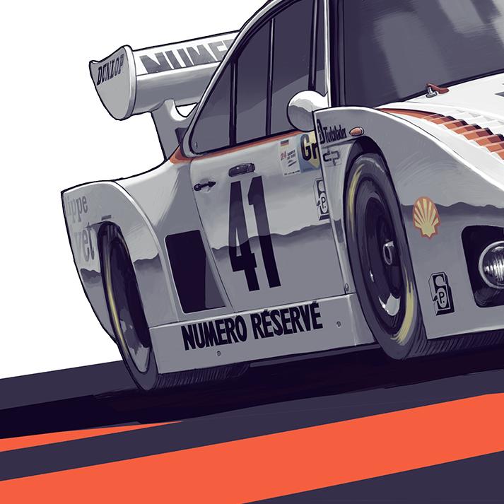Drivers Club Company - Porsche 935 K3 06