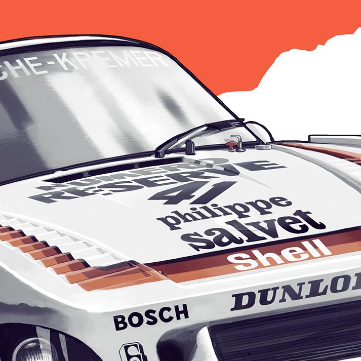 Drivers Club Company - Porsche 935 K3 07