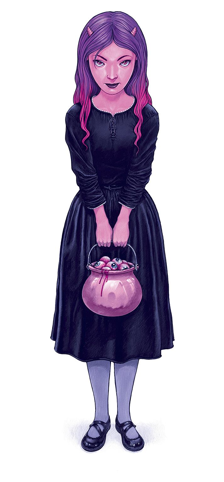 Halloween - Elisabeth 01