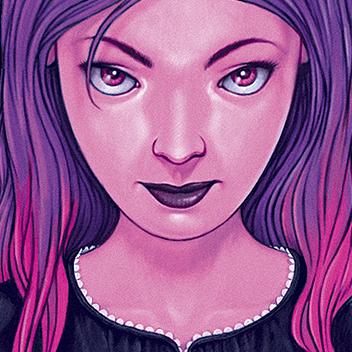 Halloween - Elisabeth - Vignette